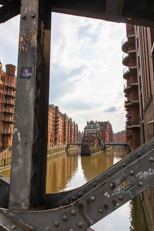 The Speicherstadt is one of the top things to see and do in Hamburg, Germany.