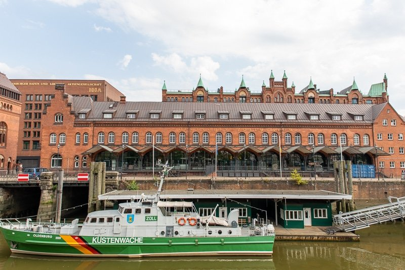 The Speicherstadt warehouse district, a UNESCO World Heritage Site, is one of the top things to see and do in this Hamburg, Germany travel guide