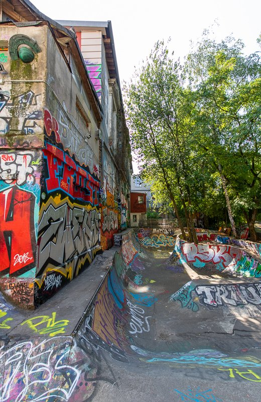 Street art is ubiquitous in both the Schanzenviertel and Karolinenviertel neighborhoods of Hamburg. This Hamburg travel guide shows the top sights you can't miss.