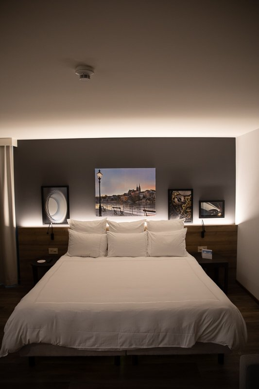 Just steps away from Basel's main convention center, Swissôtel Le Plaza Basel has a modern and cozy feel to it.