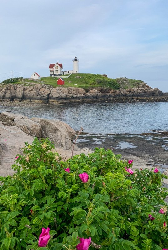 Cape Neddick in southern Maine should definitely be on your road trip from Boston.