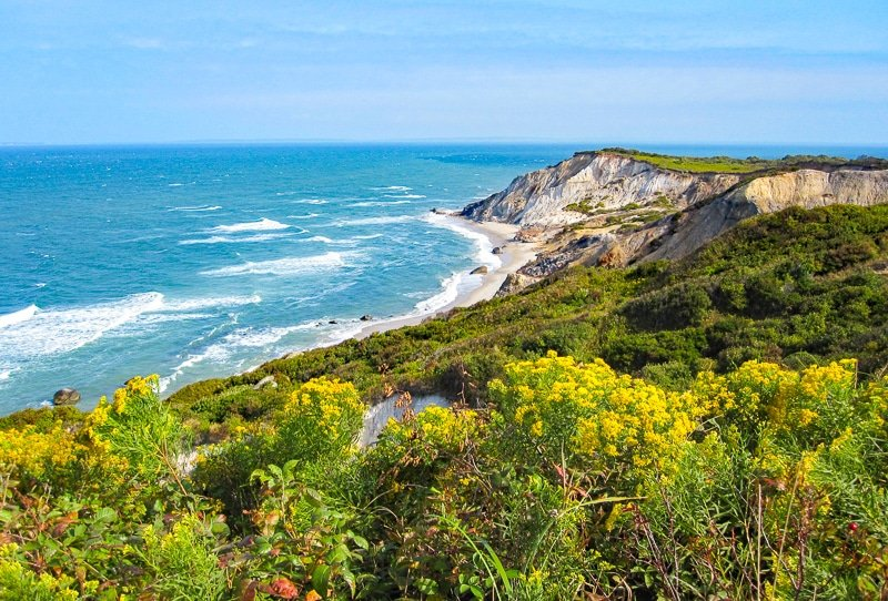 If you're planning to visit Cape Cod, consider making the ferry ride over to Martha's Vineyard.