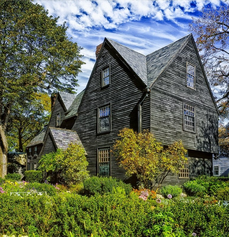Salem is one of the best day trips from Boston.