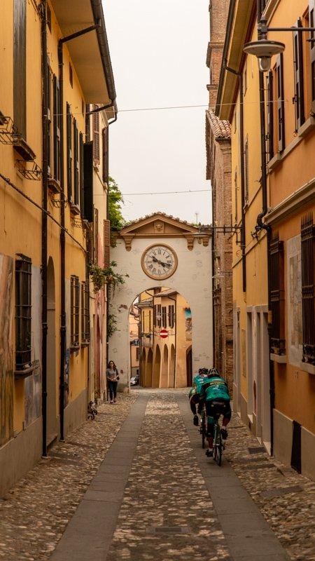 Dozza is one of the best day trips from Bologna, Italy.