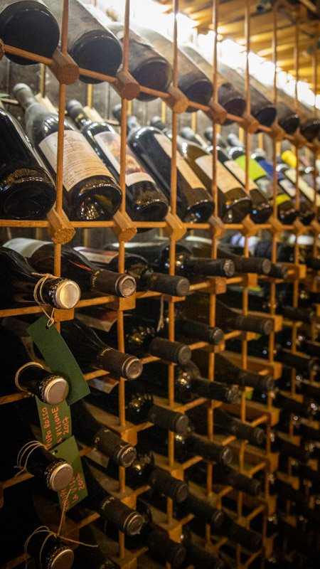 Enoteca Al Brindisi, the world's oldest wine bar and one of the top day trips from Bologna