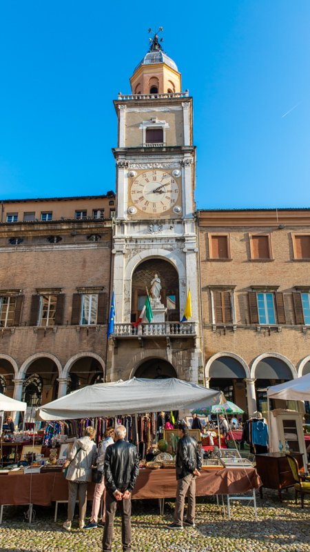 Modena is one of the best day trips from Bologna