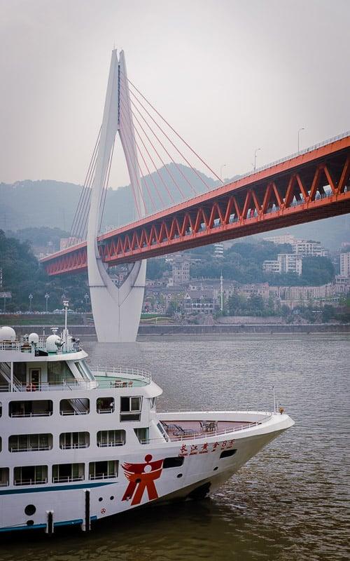Chongqing is a great launchpad to explore the Yangtze River.