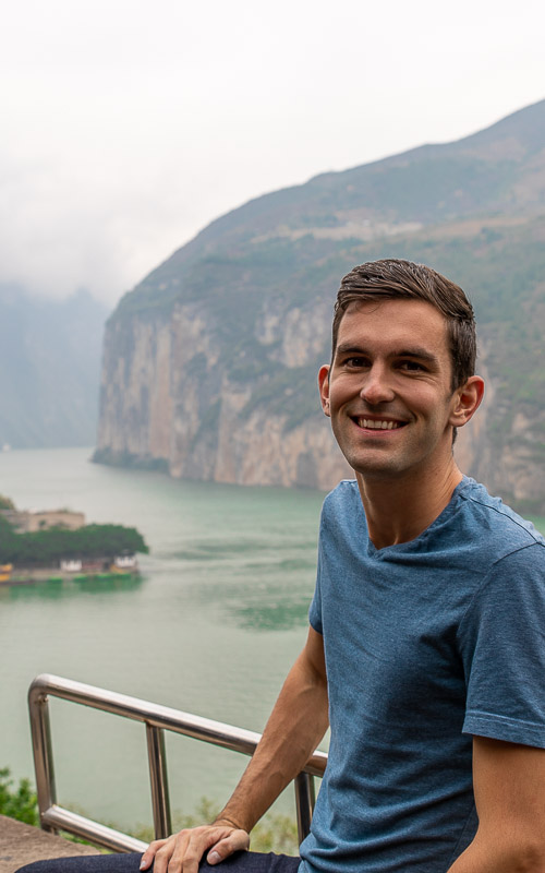 The Three Gorges is the top attraction on Yangtze river cruises.