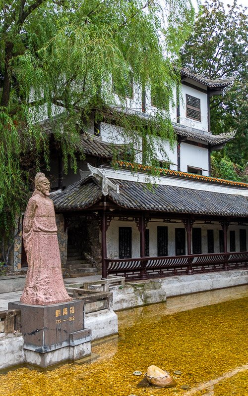 White Emperor City is one of the top attractions on a Yangtze river cruise.