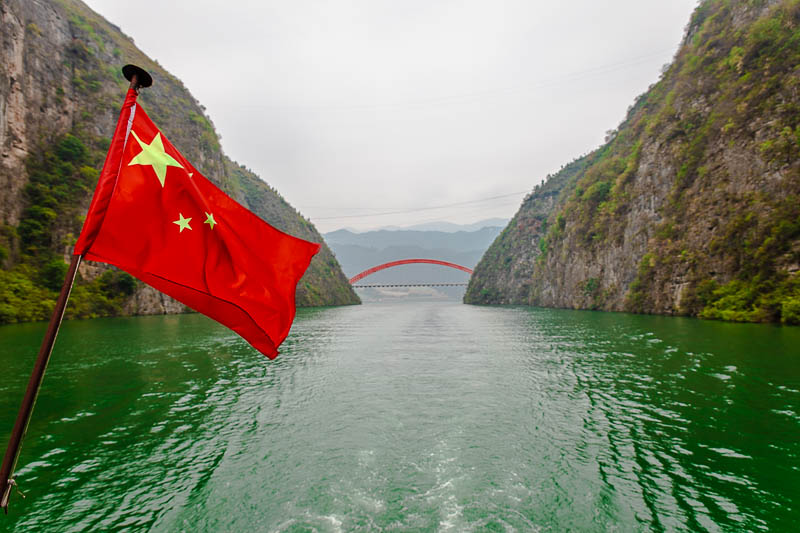 Yangtze river cruises are among the top attractions in China