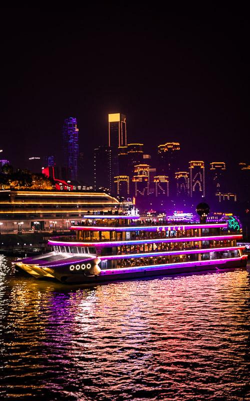 Yangtze River Cruise in China