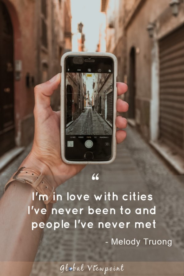 One of the best wanderlust quotes.