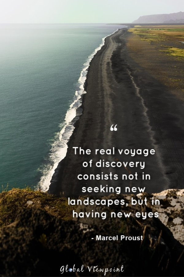 Traveling quotes about new perspectives.
