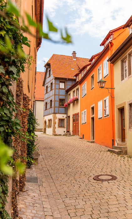 Does it get any more colorful and photogenic than Rothenburg ob der Tauber?