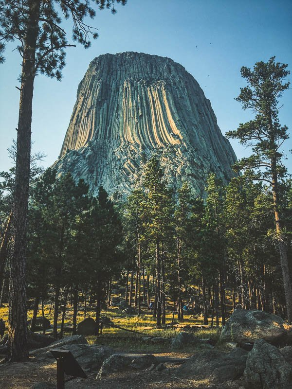 Devils Tower is a hidden gem in America's heartland. It's among the best unknown places to travel in the US.