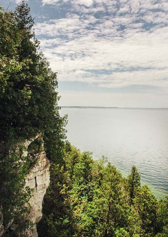 Door County is one of the best hidden vacation spots in the Midwest region of the US.