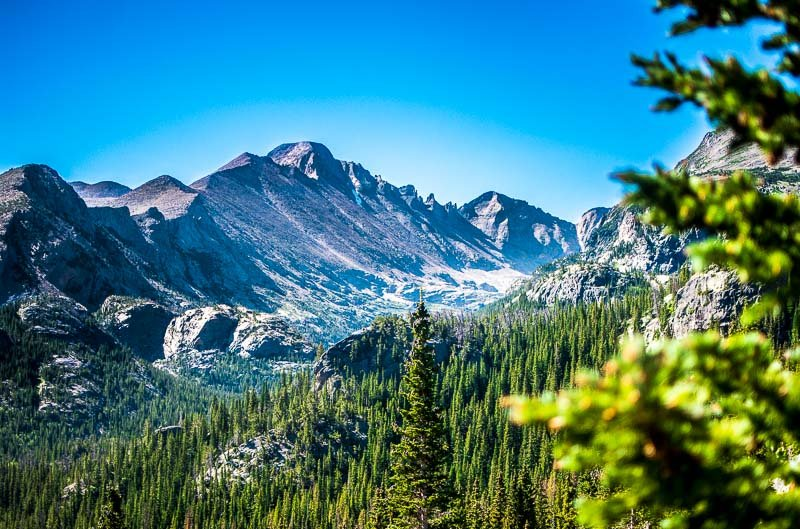 Visitors are drawn to Estes Park's alpine lakes and forests, making it one of the best hidden gems and under the radar spots in the US.