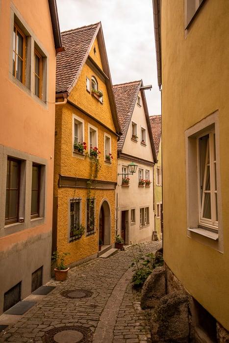Rothenburg ob der Tauber hidden gems and best photo spots.