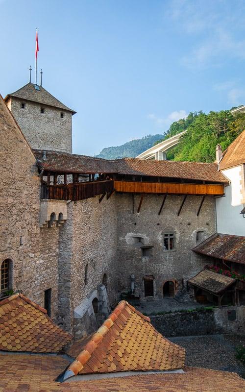 Chillon Castle.