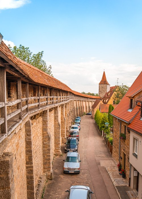 This hike along the Rothenburg Tower Trail offers some of the best photo opportunities.