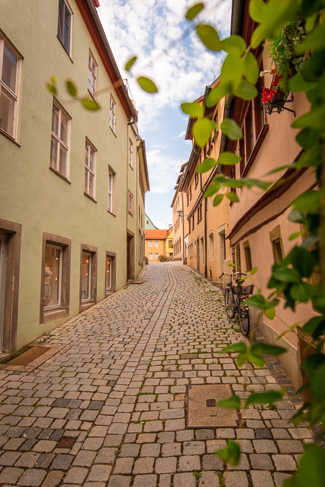 Rothenburg ob der Tauber has so many incredible photo spots sprawled around the Old Town.