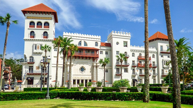 St. Augustine deserves a spot among is the best hidden gems in the US.