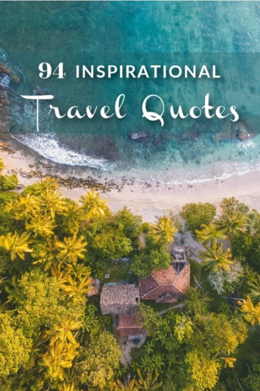 Travel lover quotes are the best.