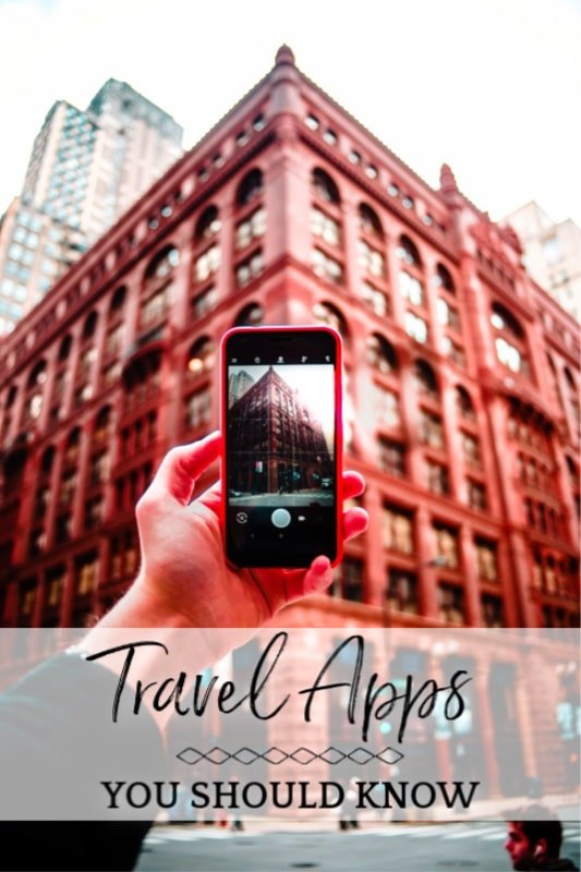 unique mobile applications for travelers