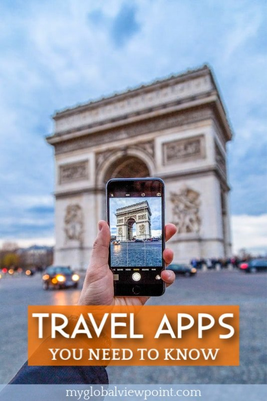 Best travel apps for deals, useful tips, and more