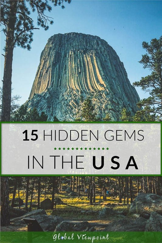 Best hidden vacation spots in the US to visit in 2020