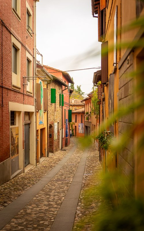 Though there aren't tons of things to do in Dozza, it's definitely worth a visit.