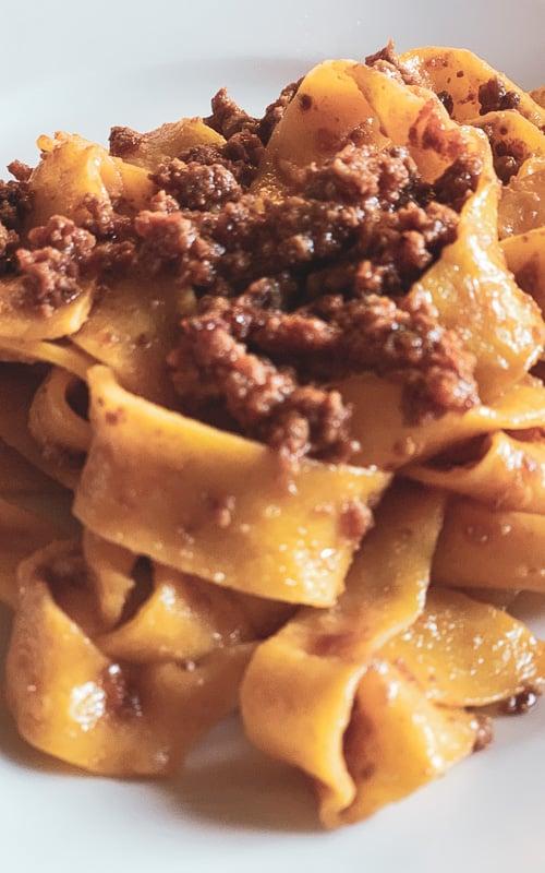 Authentic food in Dozza and Emilia Romagna