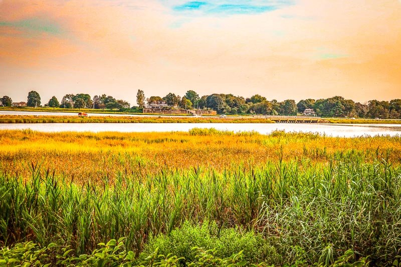 Connecticut Coast Scenic Drive is often glossed over on most New England road trip itineraries.