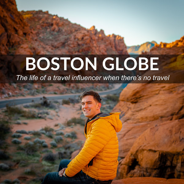 Jon Miksis Boston Globe Press Travel Media Interview