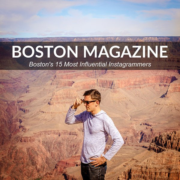 Jon Miksis Boston Magazine Press Travel Instagrammer Media Interview