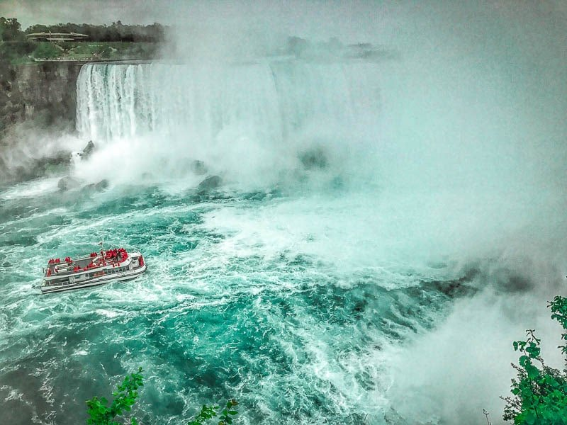 These raging waterfalls are among the most beautiful places to visit on the east coast.