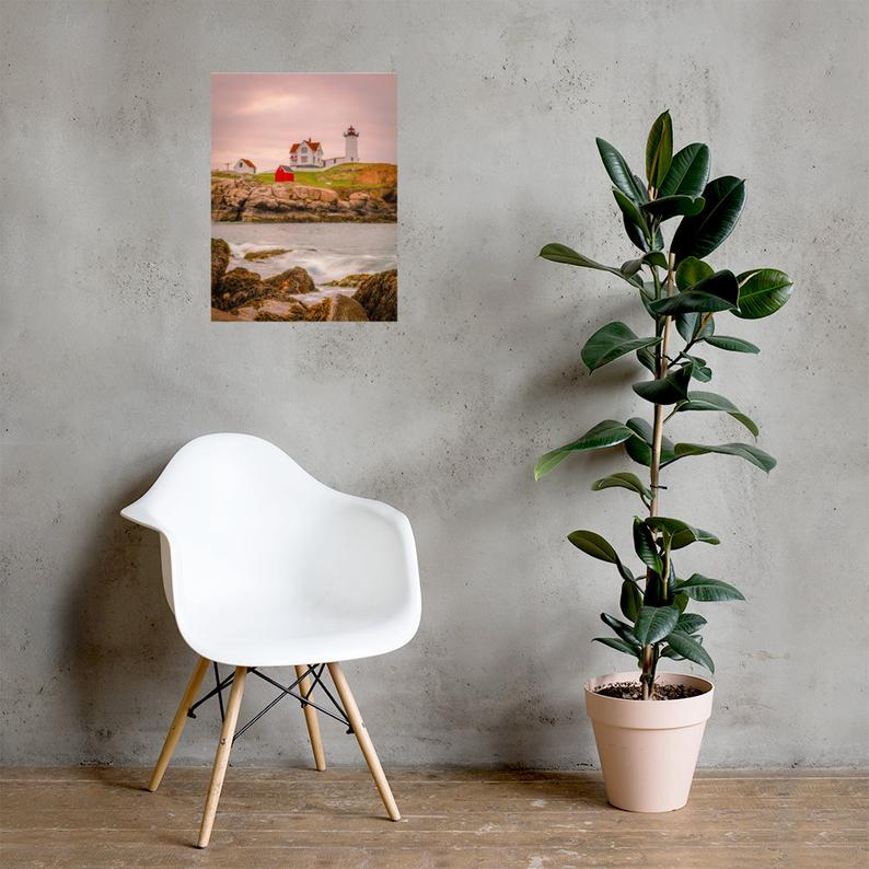Travel wall art is one of the best cheap travel gifts.
