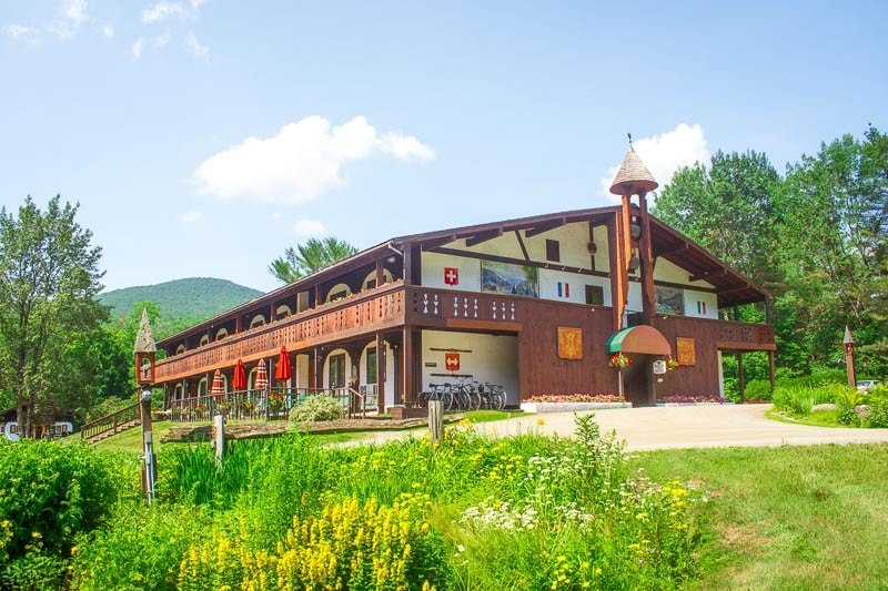 The Innsbruck Inn is one of the best places to visit on the east coast of the USA.