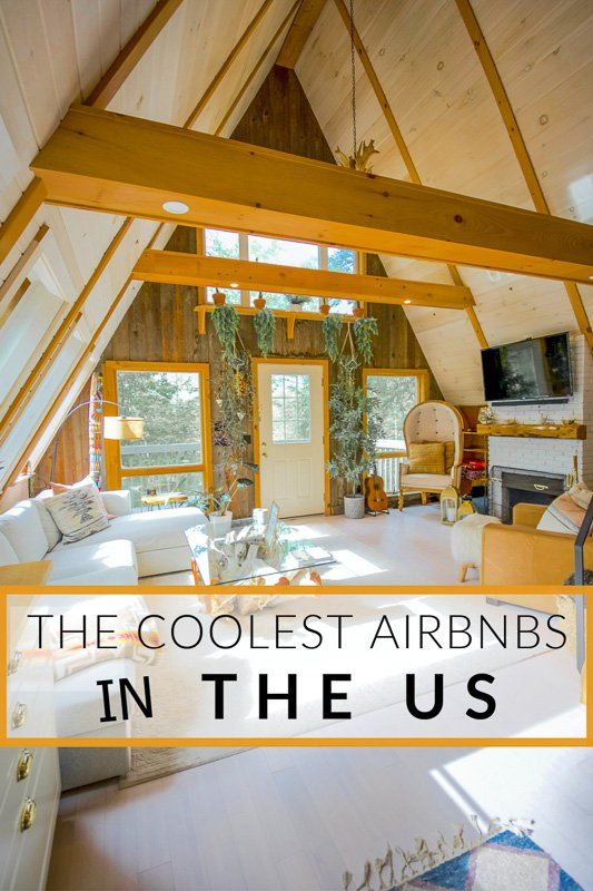 Like this post on the Coolest Airbnbs in the US? Pin it!