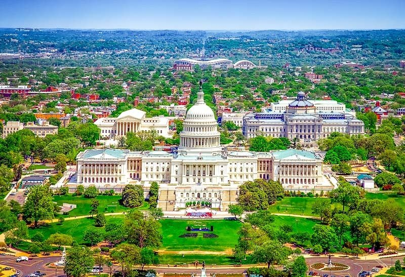 Washington D.C. is among the best east coast cities to visit.