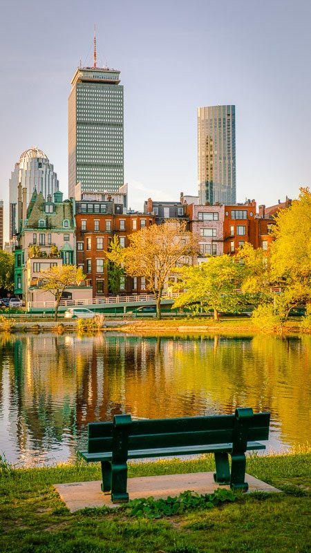 Boston is one of the best places to visit on the east coast.
