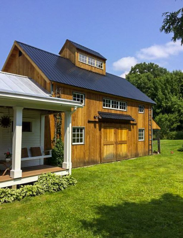 This stunning loft in Vermont is among the most beautiful vacation rentals in the USA.