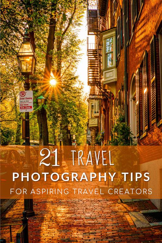 Travel photography tips pinterest image 2
