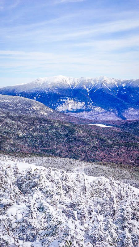 The White Mountains are among the top family vacation destinations on the east coast.