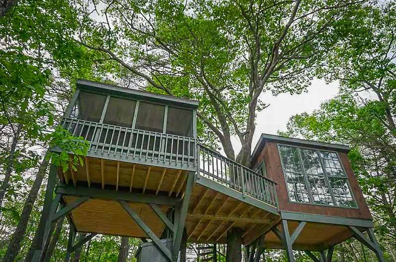 One of the top Airbnbs to visit in New England.