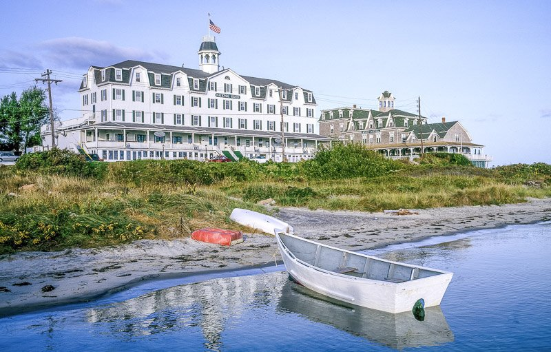 Block Island is a great day trip from Newport.