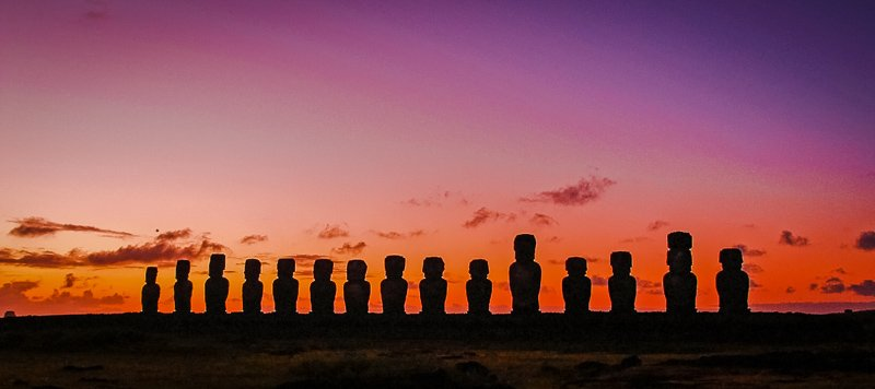 Easter Island is among the best UNESCO World Heritage Sites in 2020