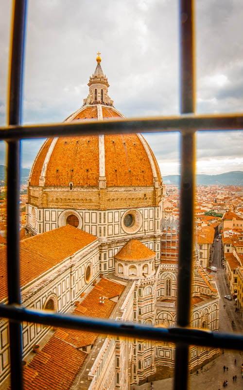 Florence is the quintessential European Renaissance city.
