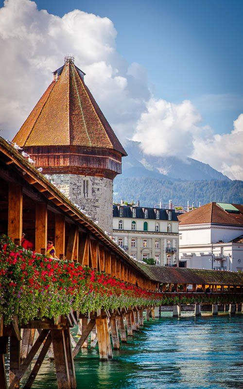 Lucerne is a beautiful city in Switzerland that you should add to your Europe bucket list.