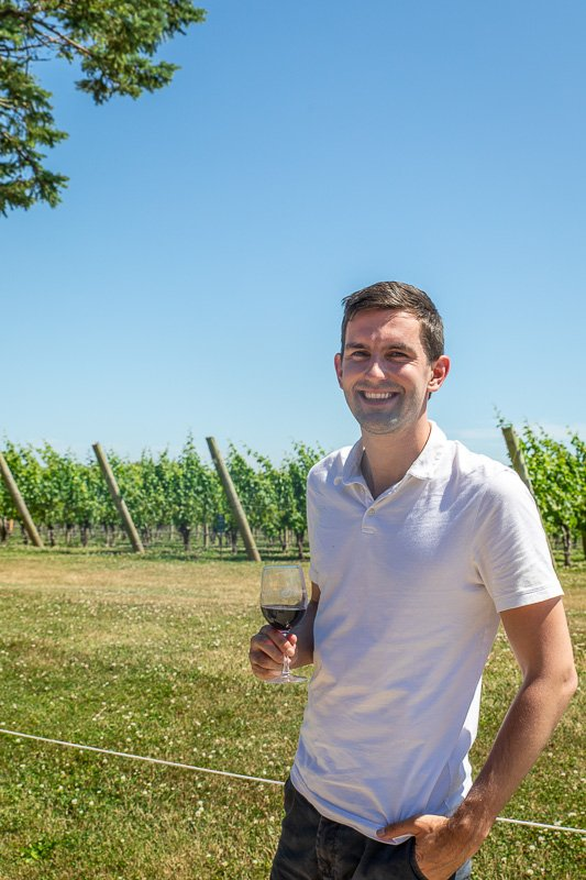 Newport Vineyards is one of the top things to see and do during a weekend in Newport, Rhode Island.
